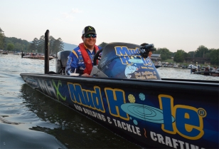 Mud Hole pro John Cox was AOY runner-up last year. Can he pull it off this time at Champlain? Photo by Joel Shangle.